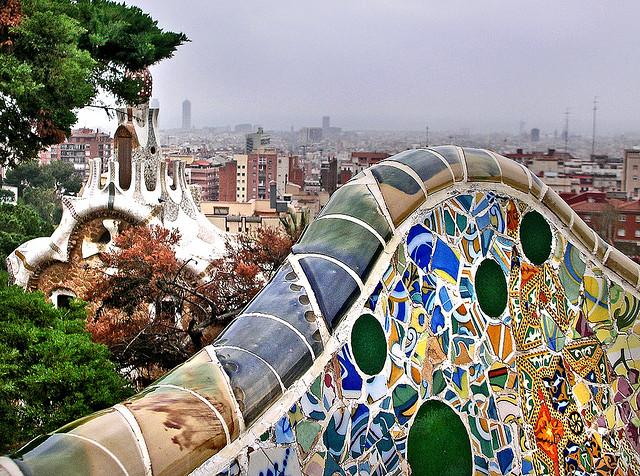 parc gaudi barcelona