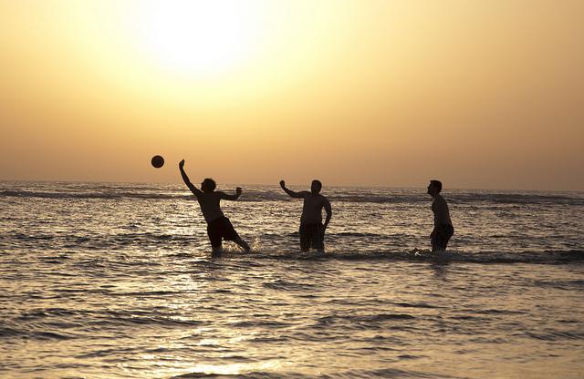 zee volleybal